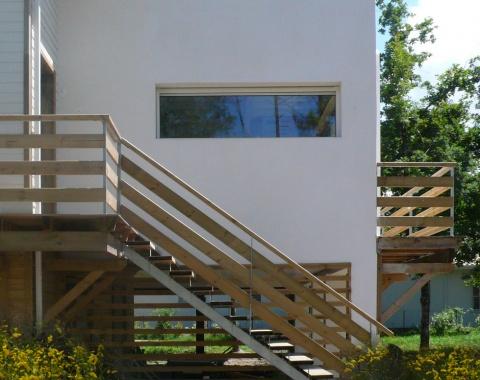 Architecture intérieure - Piera Grandesso - Maison de vacances : La Teste